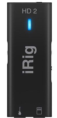 IK Multimedia iRig HD2 - Interfaccia per Chitarra