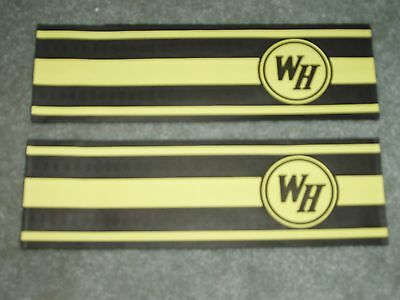 TWO Waffle House Grill Operators Adjustable Paper Hat ~ Brand New From Box