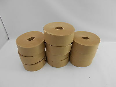 Intertape K57040 Convoy Medium Duty Paper Tape 10 Rolls 3 inches by 600 feet