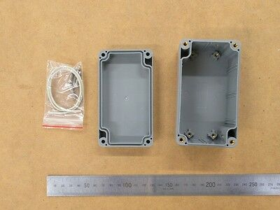 023 Enclosure / box / case ABS 115 x 65 x 55mm G308, sealed, IP65