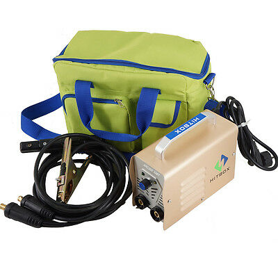 MINI portable ARC200 MMA STICK Welding Machine  DC 220V IGBT Inverter arc welder