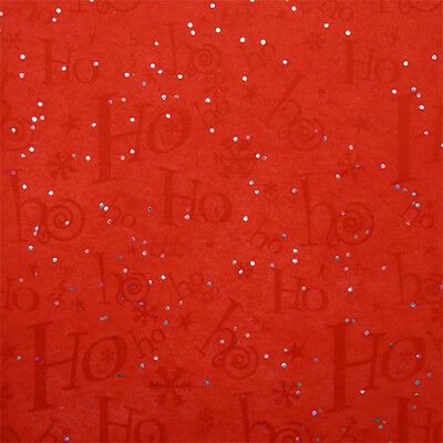 christmas sparkle tissue paper two designs pack 4 sheets