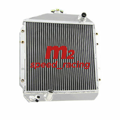 3 ROW RADIATOR For YANMAR 2001 2010 2020 2202 2220 2301 2310 2402 2420