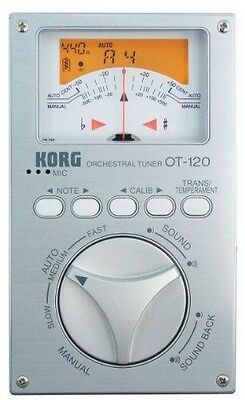 Official KORG chromatic tuner orchestra for OT-120 from japan
