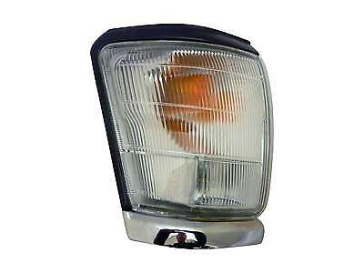 Front Right Indicator Lamp, Chrome, Toyota Hilux 4WD 8/1997-9/2001