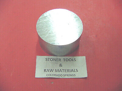 "1-3/4"" ALUMINUM 6061 ROUND ROD SOLID BAR 1.00"" LONG Lathe Stock 1.75"" Diameter"