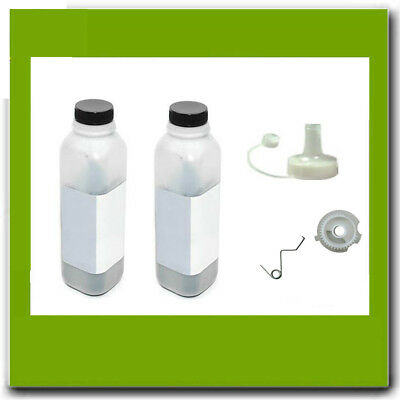 2 Toner Refill KIT for Brother TN360 HL-2140 2170 7030 7040 7840 7340 7440 7340