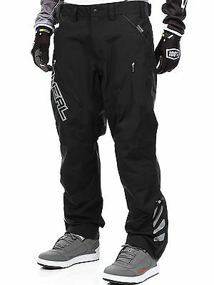 ONeal Black 2017 Predator III Freeride-All Mountain MTB Pant
