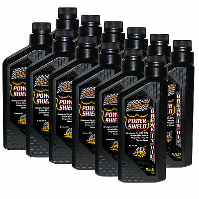 Champion Motor Oil Champion Powershield Break-In Motor Oil 12 Quart Hot Rod