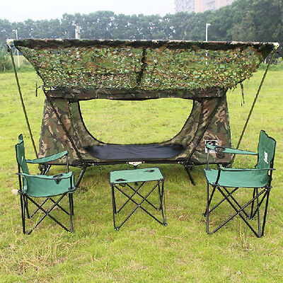 2 x3M Woodland Leaves Camouflage Camo Army Net Netting Camping Military Hunting