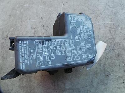 mitsubishi magna fuse box in engine bay, tl-tw, 07/03-