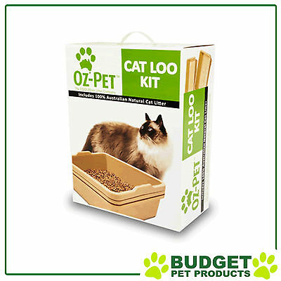 Oz Pet Cat Loo Litter 3 Tray System
