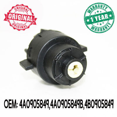 Genuine Steering Ignition Starter Switch For Audi A3 A4 A6 VW Golf Skoda Octavia