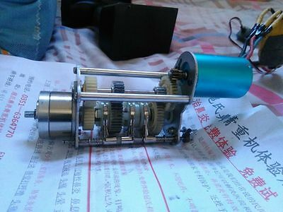 Large torque transmission For Tamiya SCANIA R620 MAN Benz 1851 Tractor 1/14 RC
