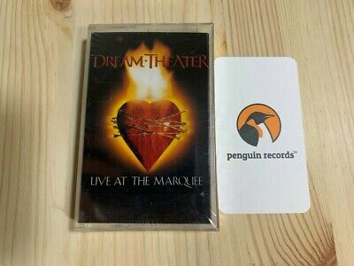 Dream Theater - Live At The Marquee CASSETTE TAPE KOREA EDITION BRAND NEW SEALED