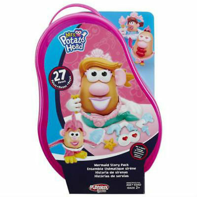 Mrs Potato Head 27 piece Mermaid Story Pack from Hasbro B6845