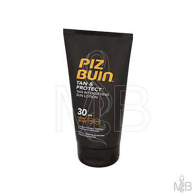 Piz Buin - Crème Solaire SPF 30 Tan & Protect Tan Intensifying - 150