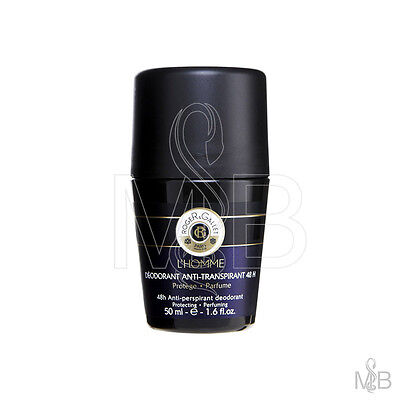 Roger & Gallet - Déodorant Roll-On - L'Homme - 50ml