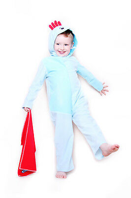 In the night garden. Iggle Piggle Onesie costume 1-3 years