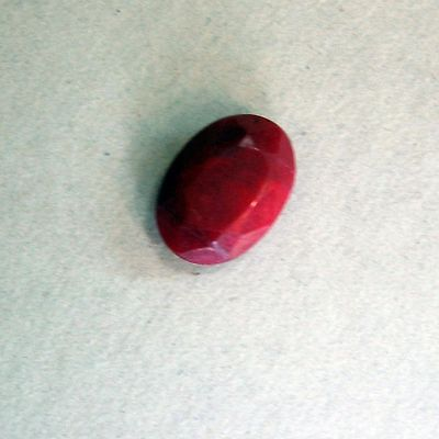 9,00 CTS EXCELENTE.RUBI  NATURAL - BIG Top Red Ruby Mozambique