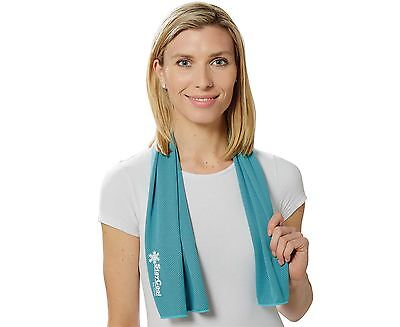 Stay Cool Cooling Towel Gym Sports Cold Super Absorbent Polyester Fibres