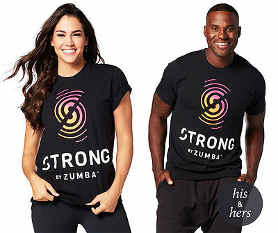ZUMBA STRONG INSTRUCTOR Tee Shirt Top Unisex -All Sizes