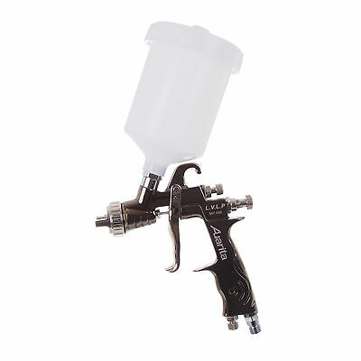 Professional Spray Paint Gun LVLP AUARITA MP500 1.3 mm Container 600 ml NEW
