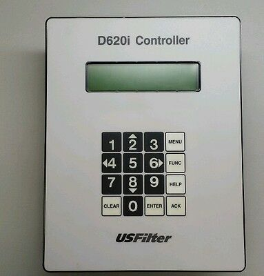 Tested and fully functuonal D620i Controller USFILTER / CECO / Control Systems