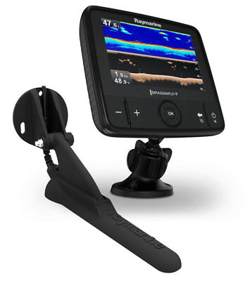 """Raymarine Dragonfly 7PRO Eco Display 7"""" con CHIRP DownVision Sonar CPT-DVS Wi-Fi"""