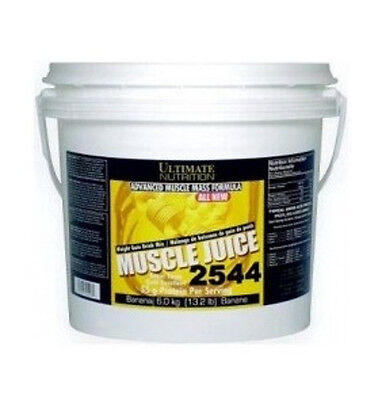Ultimate Nutrition Muscle Juice® 2544 Weight Gainer - 6000g