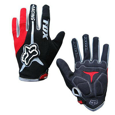 Cycling Cold Weather New Gloves Winter Windproof Full Finger Touch Screen Colour