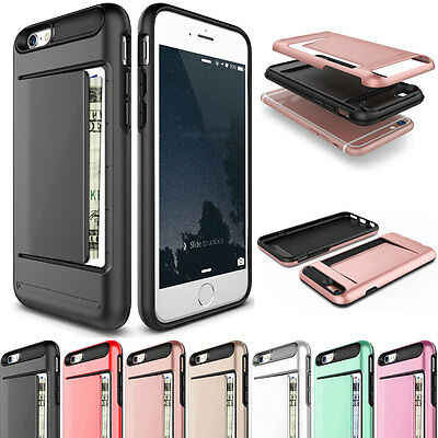 differently 21114 31530 IPHONE MONEY CLIP Case for iPhone 5 6 7 Credit Card Storage Wallet ...