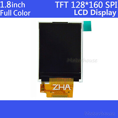 Full Color 1.8 inch 128x160 SPI  LCD Display Screen Module for Arduino UNO/MEGA