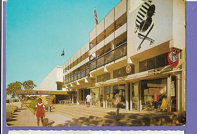 Victoria Pirates Arms Hotel Seychelles Original Vintage Old Postcard Tb