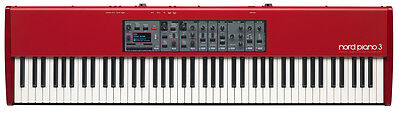 Nord Piano 3- 88 Note Weighted Hammer Piano**** Free Freight ****