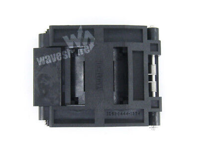Yamaichi IC51-1444-1354-7 IC Test & Burn-in Socket for QFP144 TQFP144 FQFP144 PQ