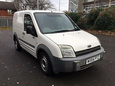 FORD TRANSIT CONNECT 1.8TDCi LOW ROOF VAN T200 SWB L DIESEL