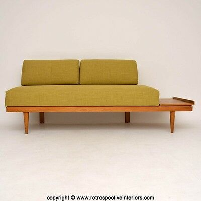 RETRO SOFA BED / DAYBED BY INGMAR RELLING VINTAGE 1960's