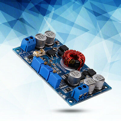 LTC3780 DC to DC 10A Automatic Step Up Down Power Supply Module + Heatsink HighQ