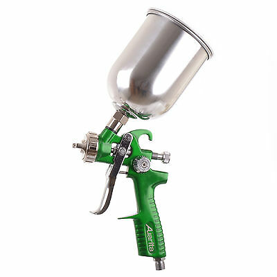 HP Gravity Feed AUARITA Quality Spray Gun E-70A 1,2mm LOW AIR REQUIREMENT