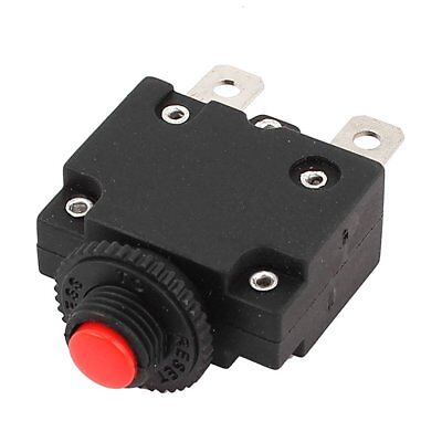 AC 125/250V 20A Air Compressor Circuit Breaker Overload Protector Switch F6