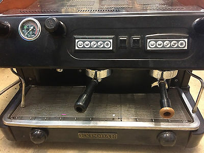 Commercial Espresso Machine expobar 2 group