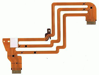 Sony HDR-UX7E FP-578 1-871-340-11 LCD Screen Flex Cable Replacement Part NEW