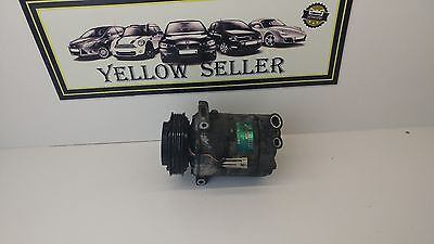 Saab 9-3 Air Con Compressor A/c Pump 24411280 Sanden