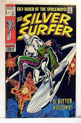 Silver Surfer (Vol 1) #  11 (VryFn Minus-) (VFN-) Price VARIANT RS003 AMERICAN