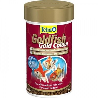 TETRA - Tetra Goldfish Gold Colour 100 ml