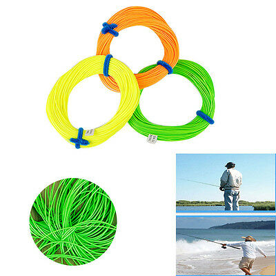 100FT WF-5F Fly Fishing Line Weight Forward Floating Running Tackle Tool Kit New