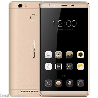 "6300mAh Leagoo Shark 1 4G Smartphone 6.0"" Android Octa Core 1.3GHz 3G+16G 13MP"