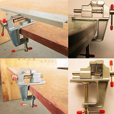 3.5 Inch Small Jewelers Hobby Clamp On Table Bench Vise Tool Vice Intriguing