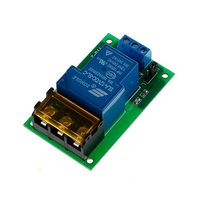 1 Channel 12V 30A Relay Board Module Optocoupler Isolation High/Low Trigger
